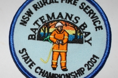 Batemans Bay 2001 NSW Rural Fire Service State Championship