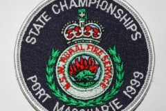Port Macquarie 1999 NSW Rural Fire Service State Championships