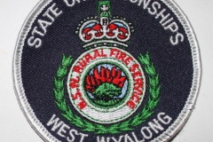 West Wyalong NSW Rural Fire Service State Championships