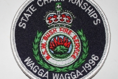 Wagga Wagga 1996 NSW Rural Fire Service State Championships
