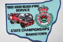 Bankstown 1995 NSW Bush Fire Service State Championships