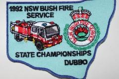 Dubbo 1992 NSW Bush Fire Service State Championships
