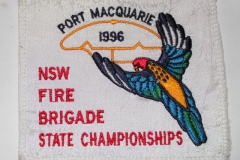 Port Macquarie 1996 NSW Fire Brigade State Championships