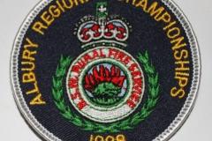 Albury 1998 Regional Championships NSW Rural Fire Service