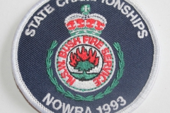 Nowra 1993 State Championships NSW Bush Fire Service