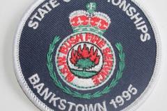 Bankstown 1995 State Championships NSW Bush Fire Service
