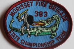 Morisset Fire Brigade State Championship Team