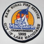 Lake Macquarie 1999 NSW Rural Fire Service