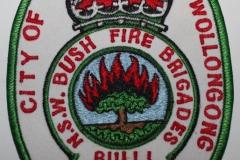 City Of Wollongong NSW Bush Fire Brigades