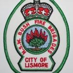 City Of Lismore NSW Bush Fire Brigades