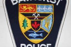 Canada Bathurst Police