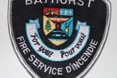 Canada Bathurst Fire Service Dincendie