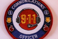 Communications Officer 9/11