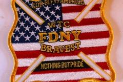 WTC FDNY Bravest