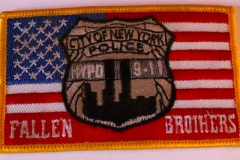 City Of New York Fallen Brothers
