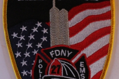 FDNY Police EMS Sep 11 2001