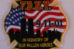 FDNY In Memory Of Our Fallen Heroes