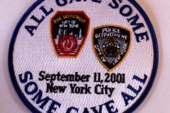 September 11, 2001 New York City