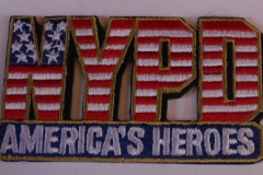 NYPD America's Heroes