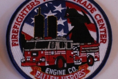 Firefighters World Trade Center