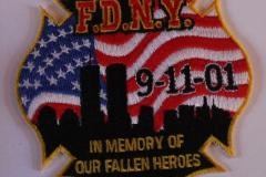 FDNY 9-11-01