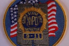NYPD Crime Scene Unit Detective