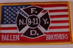FDNY 9-11 Fallen Brothers