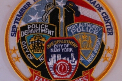 September 11, 2001 World Trade Center Fallen Heroes