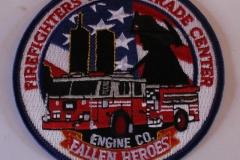 Firefighters World Trade Center Fallen Heroes