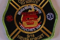Walla Walla County Touchet WA