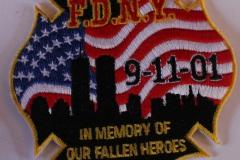 9-11-01 FDNY