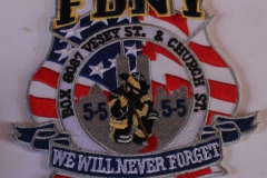 FDNY We Will Never Forget