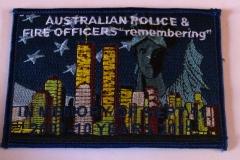 Austrlian Police & Fire Officers