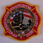 Firefighter Dedication Tradition Loyalty