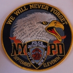 NYPD September Eleventh