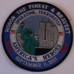 September 11, 2001 America's Heroes