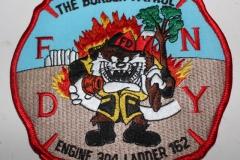 FD NY The Border Patrol