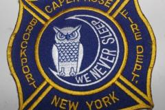Brockport Fire Dept New York Capen Hose