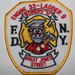 NYFD Bowery U