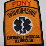 FDNY New York State Emergency Medical Technician