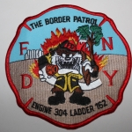 FDNY The Border Patrol
