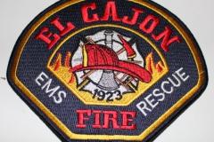 El Cajon Fire