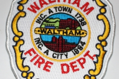 Waltham Fire Dept