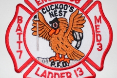 Cuckoo's Nest PFD