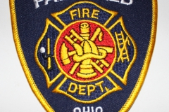 Ohio Fairfeld Fire Dept