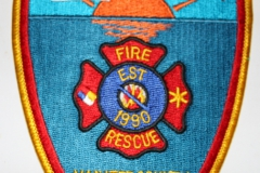 Florida Manatee County Southern Manatee Fire Rescue