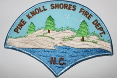 NC Pine Knoll Shores Fire Dept