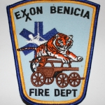 Exxon Benicia Fire Dept