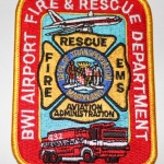 Maryland BWI Airport Fire & Rescue Department