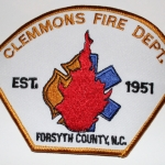 Forsyth County NC Clemmons Fire Dept